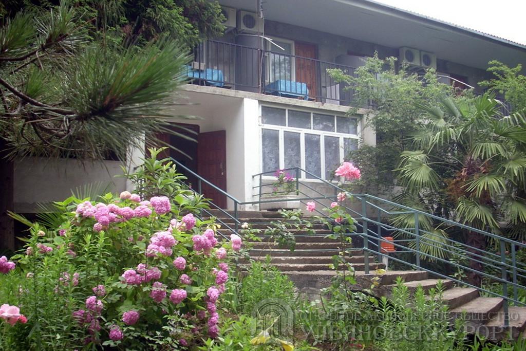 База отдыха «Слава Черноморья» - главный корпус