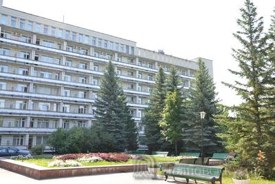 Санаторий им. В.И. Ленина - главный корпус